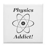 Physics Addict Tile Coaster