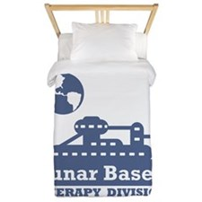 Lunar Therapy Division Twin Duvet