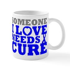 Huntingtons Disease Needs A Cure Mug