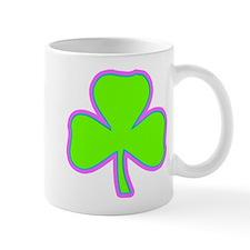 Irish Lucky Shamrock Mug