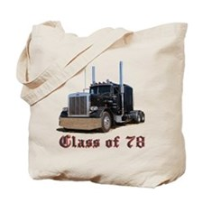 Class of 78 Tote Bag