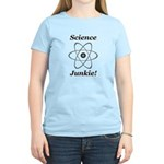 Science Junkie Women's Light T-Shirt