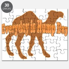Hump Day Everyday is Hump day Puzzle