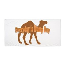 Hump Day Everyday Is Hump Day Beach Towel