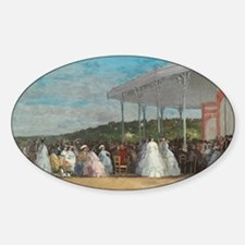 Eugene Boudin - Concert at the Casi Decal