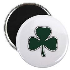 Irish Lucky Shamrock Magnet