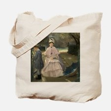 Eva Gonzales - Nanny and Child Tote Bag