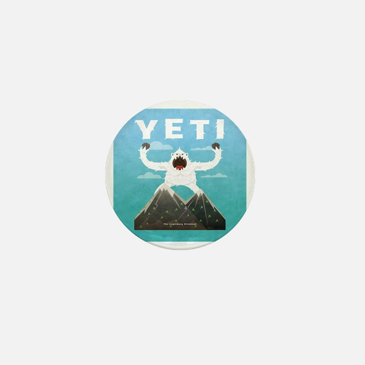 Yeti Mini Button