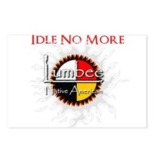 Idle No More: Lumbee Postcards (Package of 8)