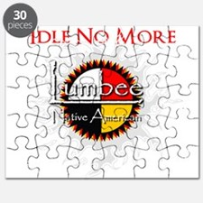 Idle No More: Lumbee Puzzle