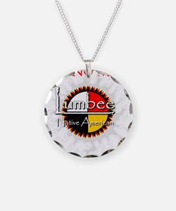Idle No More: Lumbee Necklace