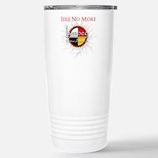 Idle No More: Lumbee Travel Mug