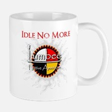 Idle No More: Lumbee Mugs