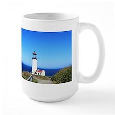 Lighthouse at Olympic National Park seaside, Seatt