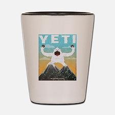 Yeti Shot Glass