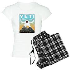 Yeti Pajamas