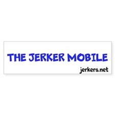 Jerker Mobile Bumper Bumper Sticker