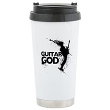 Guitar God Travel Mug