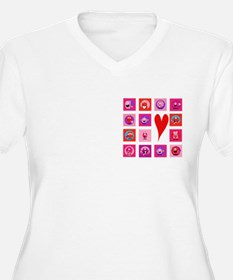 Valentine Monsters T-Shirt