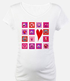 Valentine Monsters Shirt
