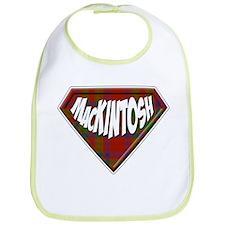 MacKintosh Superhero Bib