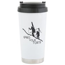 Ear Your Turns Travel Coffee Mug