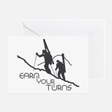 Ear Your Turns Greeting Card