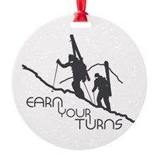 Ear Your Turns Ornament