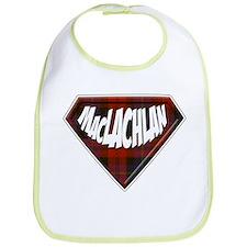 MacLachlan Superhero Bib
