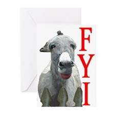 FOR YOUR INFORMATION Greeting Cards (Pk of 10)