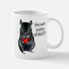 Chinny Piece Mug