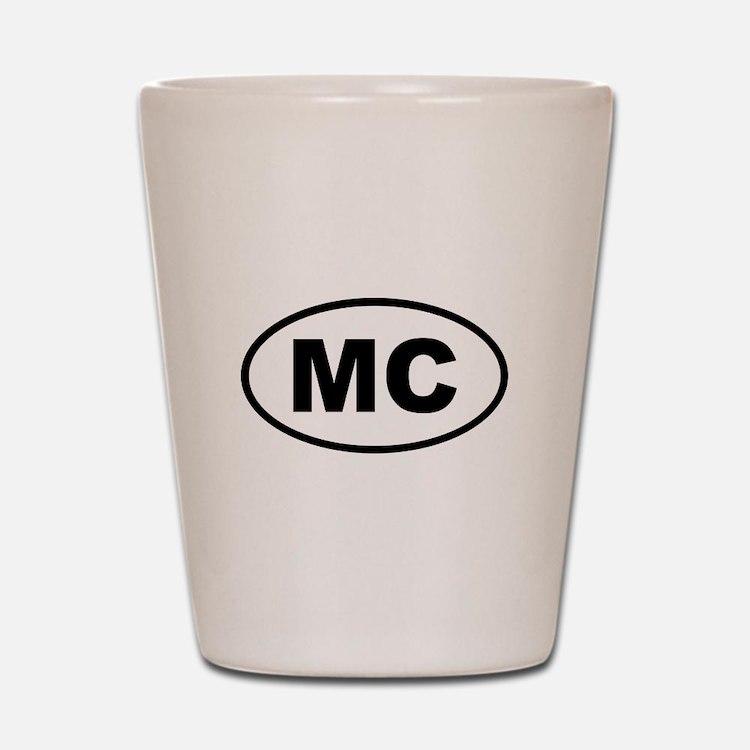 Monaco MC Shot Glass