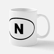 Norway N Mugs