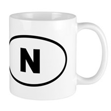 Norway N Mugs