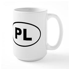 Poland PL Mugs