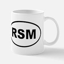 San Marino RSM Mugs