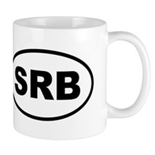 Serbia SRB Mugs