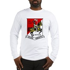 3squadron5cavalrypatch Long Sleeve T-Shirt