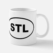 STL St Louis Mugs
