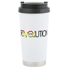 One Love revolution 5 Travel Mug