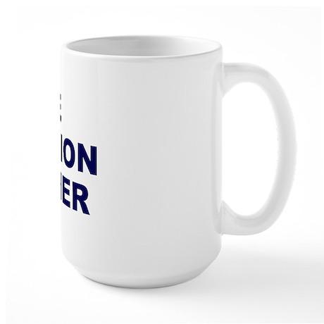 Urine Collection Large Mug