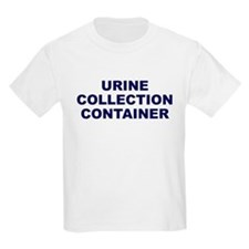 Urine Collection T-Shirt