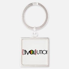 One Love Revolution 6 Keychains