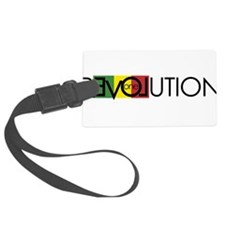 One Love Revolution 7 Luggage Tag