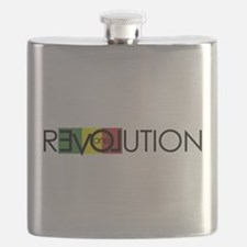 One Love Revolution 7 Flask