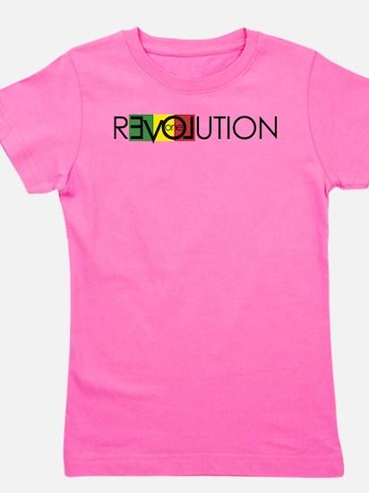 One Love Revolution 7 Girl's Tee