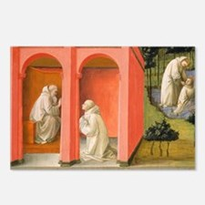 Saint Benedict Orders Sai Postcards (Package of 8)