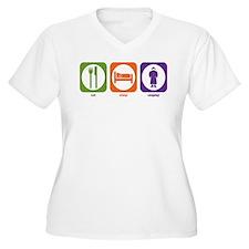 Eat Sleep Cosplay T-Shirt