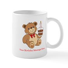 My 1st Birthday Mugs