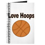Love Hoops Journal